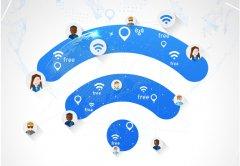 """一键连接""""爱WiFi"""" WiFi万能钥匙借力持续开拓用"""