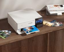 影像级墨仓 艺术级打印 爱普生新款照片打印机打